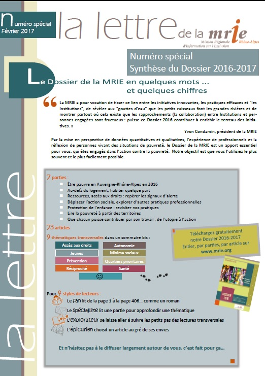 Couv LettreSpecial 2016 2017